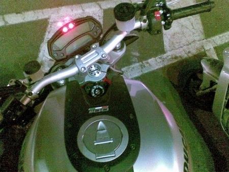 Ducati 1100 Monster 2009 : Les premières images...