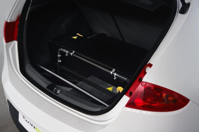 Un nouveau prototype hybride rechargeable : la Seat León Twin Drive Ecomotive