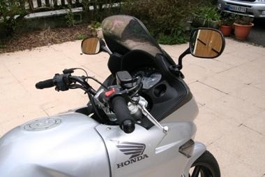 Honda CBF 600S, ou l'art de se mettre en confiance .