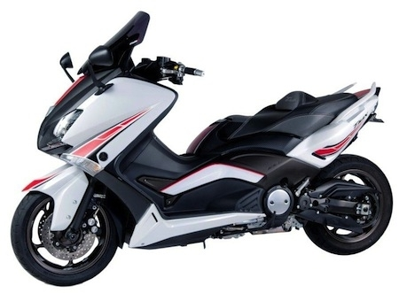 Puig: kit d'adhésifs pour Yamaha T-Max 530