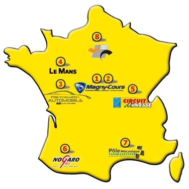 Dunlop vous offre le Mans à la veille du GP de France