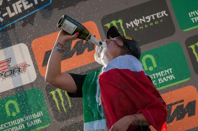 """Interview - Kiara Fontanesi : """"il n'y a pas de mot pour décrire ce qu'est être championne du monde!"""""""