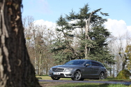Essai - Mercedes CLS Shooting Brake 63 AMG : breakfast
