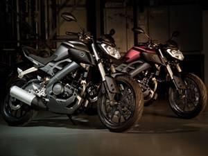Nouveauté – Yamaha: voici la MT 125!