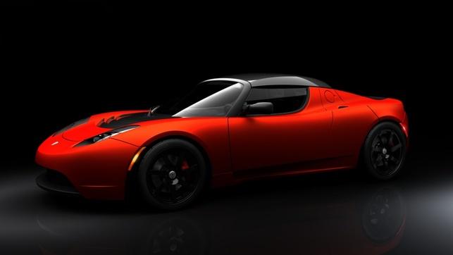 Un nouveau véhicule électrique puissant : le Tesla Model S