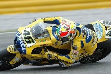 Gp d'Italie : Rossi de retour.