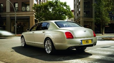 "Bentley Flying Spur ""2009"": ""très Speed"""