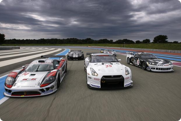 HTTT Paul Ricard : le FIA GT, première compétition ouverte au public les 3 et 4 octobre