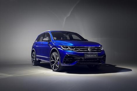 Volkswagen Tiguan restylé: le timing parfait - Salon de l'auto Caradisiac