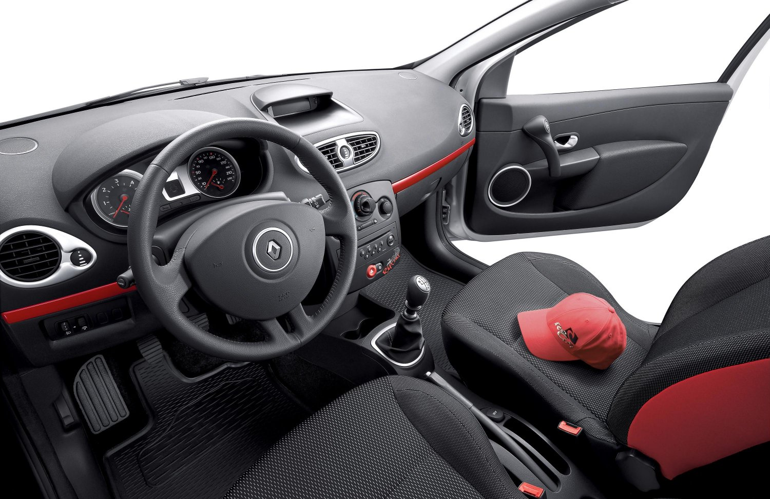 renault clio by rip curl surf attitude. Black Bedroom Furniture Sets. Home Design Ideas