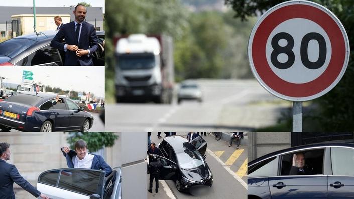 Toujours plus de répression et de culpabilisation...mais pour les autres! L'automobile est une source sans fin de contradictions pour le personnel politique.