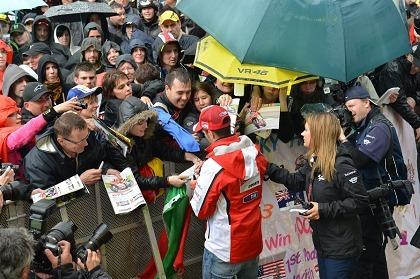 Moto GP - Grand Prix de France: les pilotes vous filent rencard