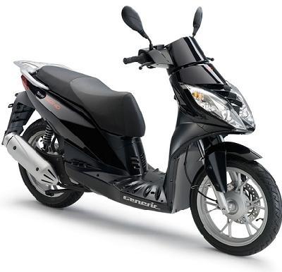 Scooter 125 - Generic Motors : Le Soho vise bien sûr les sommets