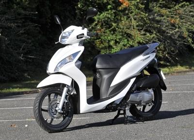 Essai Honda Vision 110 : l'essentiel est là