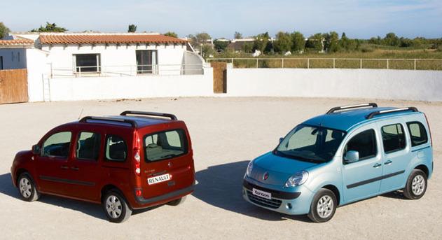 Renault commercialise les Modus et Kangoo à l'E85