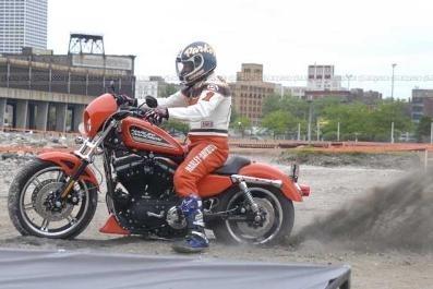 Musée Harley-Davidson : les travaux commencent.