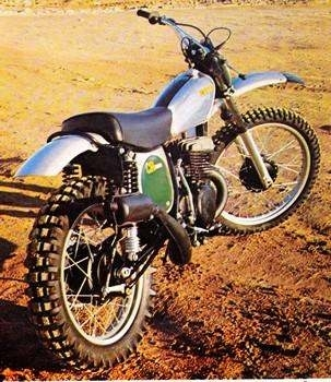 Nouveauté - Honda: la Elsinore est sur le retour