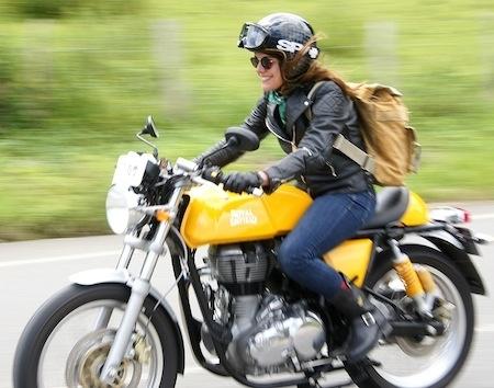 Sondage AMV: l'image de la moto changerait...