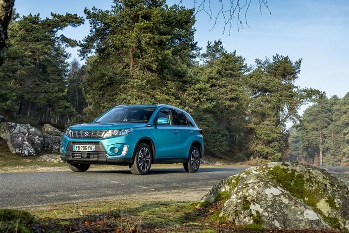 Suzuki : série spéciale Style pour le Vitara