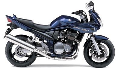 Suzuki Bandit 1200 S 2006 : oh, peu chère !