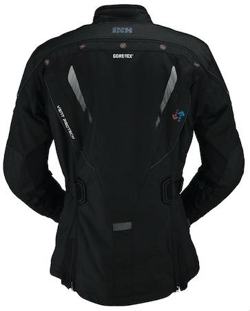 IXS Saratov LED : une veste pour le moins lumineuse