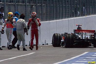 """Formule 1 -McLaren: """"Une autre décision a été prise à Monaco"""""""