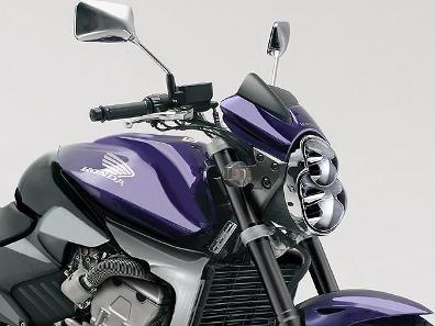 Honda Hornet 2007 : petit aperçu.