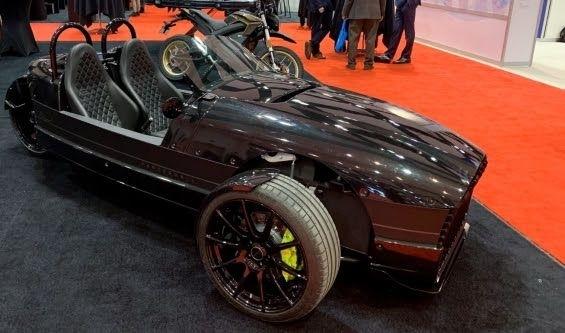 Électrique: Zero Motorcycles se branche sur les véhicules avec un volant