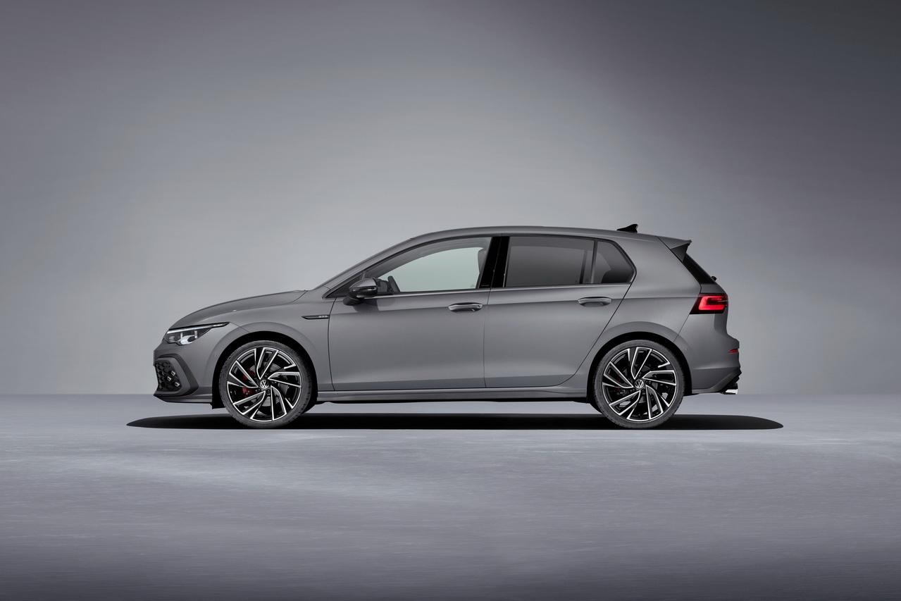 Volkswagen Golf Gtd Le Diesel Le Plus Puissant Sur Une Golf Salon De L Auto Caradisiac