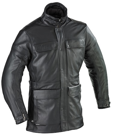 Ixon Wellington: le cuir se portera long cet hiver