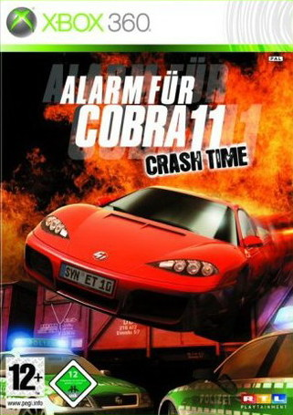 Crash time : jeu auto 2008 le plus mauvais, à l'aise...