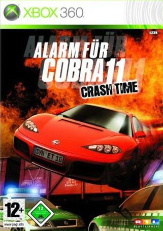Crash time : jeu auto 2008 le plus mauvais, à l'aise...