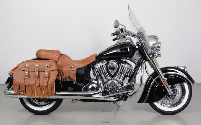 Prépa Louis-Moto: Indian Engina