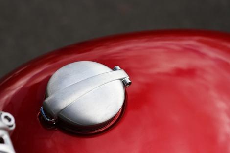 Essai - Triumph Speed Twin : Speed devilette*