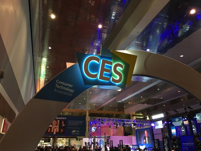 En direct du CES 2018 - Caradisiac est à Las Vegas pour découvrir la voiture du futur