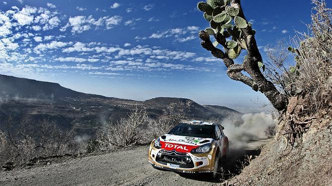 WRC Mexique Jour 1 : Sébastien Ogier prend les devants