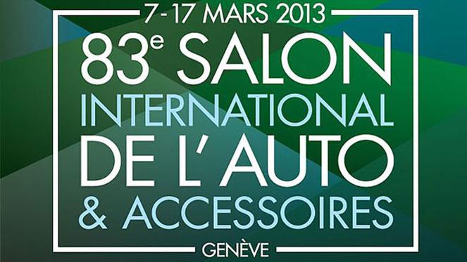 Salon de Genève 2013 -  Toutes les nouveautés, toutes les surprises, toutes les vidéos