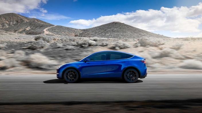 Tesla dévoile le Model Y