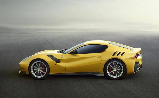 Ferrari dévoile la F12tdf avec ses 780 ch