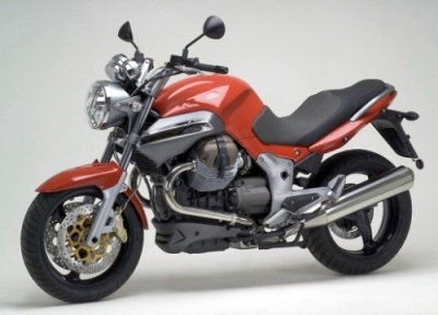 Moto Guzzi Breva 850 V ie 2006: réduction d'effectif