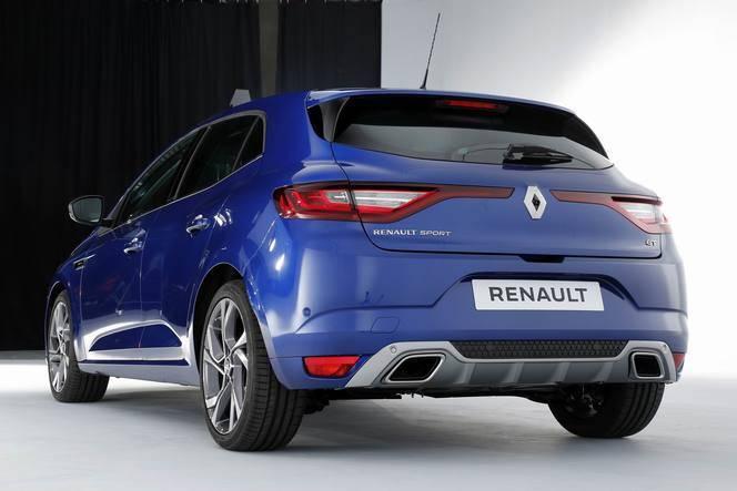 Vidéo - La Renault Mégane 4 face à la rédaction