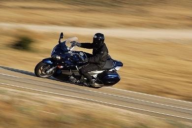 Yamaha FJR 1300 AS 2006: mise à l'index...