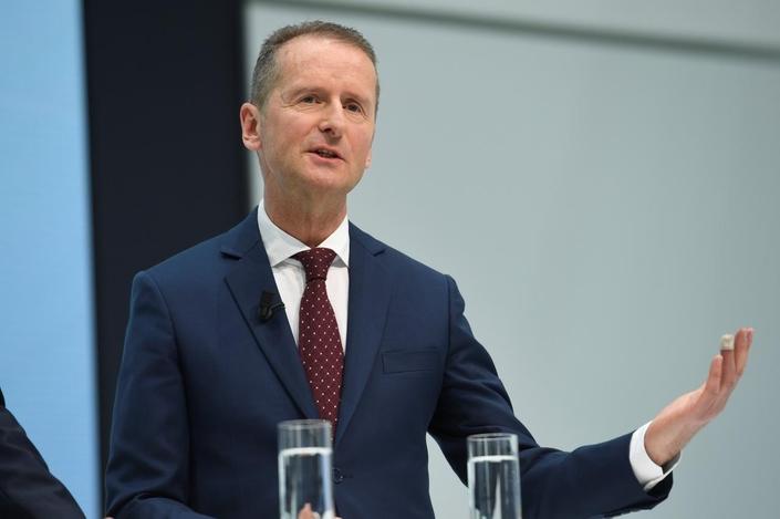 """Volkswagen: """"EBIT macht frei"""", la phrase malheureuse du patron ne passe pas"""