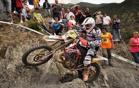 Enduro mondial : Andorre E 3, Ahola samedi et Nambotin dimanche