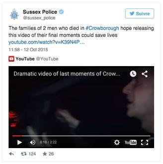 Sécurité routière : drogués, deux jeunes filment leurs derniers instants au volant