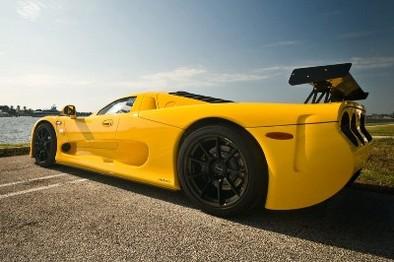 Mosler MT900 GTR XX: 1,83 kg/ch et mieux encore...