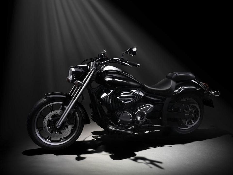 Nouveauté 2009 : Yamaha Midnight Star