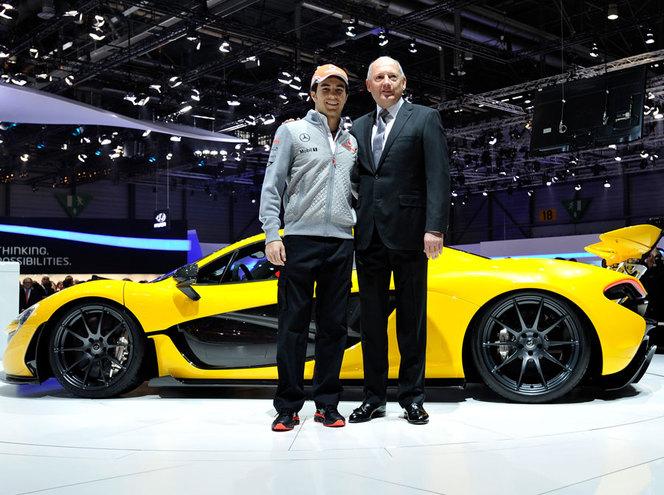 Ring Folies : Ron Dennis promet un chrono sous les 7mn pour la McLaren P1