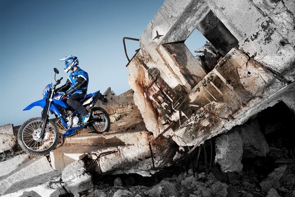 Nouveauté 2009 : Yamaha WR125X et WR125R