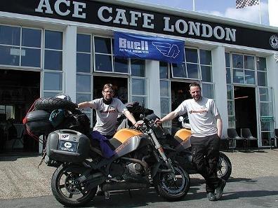 Buell : 6400 km pour les prématurés.